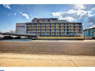 6201 Ocean Avenue #403404, Wildwood, NJ 08260 (MLS #6567105) :: The Dekanski Home Selling Team