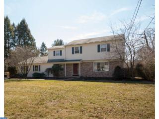 11 Blackwood Drive, Ewing, NJ 08628 (MLS #6747545) :: The Dekanski Home Selling Team