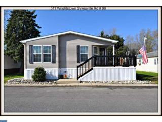 511 Wrightstown Sykesville Road #90, North Hanover Twp, NJ 08562 (MLS #6769436) :: The Dekanski Home Selling Team