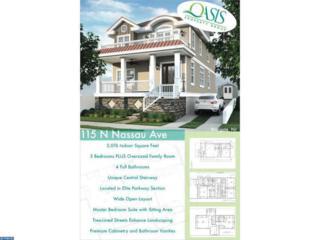 115 N Nassau Avenue, Margate City, NJ 08402 (MLS #6809864) :: The Dekanski Home Selling Team