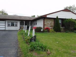 30 Gentry Lane, Willingboro, NJ 08046 (MLS #6811598) :: The Dekanski Home Selling Team