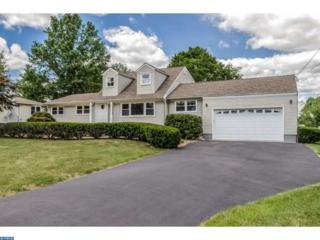 303 Washington Crossing Penn, Titusville, NJ 08560 (MLS #6830360) :: The Dekanski Home Selling Team