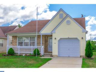 544 Doral Drive, Monroe Twp, NJ 08094 (MLS #6836544) :: The Dekanski Home Selling Team