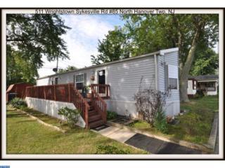 511 Wrightstown Sykesville Road #85, North Hanover Twp, NJ 08562 (MLS #6864250) :: The Dekanski Home Selling Team