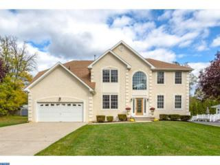 1200 Coles Lane, CINNAMINSON TWP, NJ 08077 (MLS #6882074) :: The Dekanski Home Selling Team