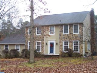 43 Sleepy Hollow Drive, Tabernacle, NJ 08088 (MLS #6906752) :: The Dekanski Home Selling Team