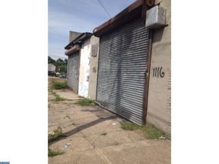 1116 Louis Street, Camden, NJ 08103 (MLS #6912836) :: The Dekanski Home Selling Team