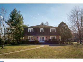 517 Sentinel Road, Moorestown, NJ 08057 (MLS #6915371) :: The Dekanski Home Selling Team