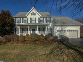 8 Wycklow Drive, Robbinsville, NJ 08691 (MLS #6915536) :: The Dekanski Home Selling Team