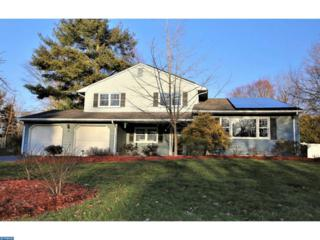 8 Hawthorne Lane, East Windsor, NJ 08520 (MLS #6918466) :: The Dekanski Home Selling Team