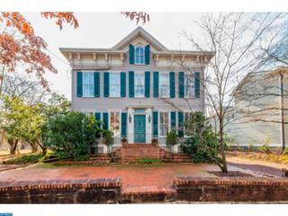 16 E Delaware Avenue, Pennington, NJ 08534 (MLS #6927521) :: The Dekanski Home Selling Team