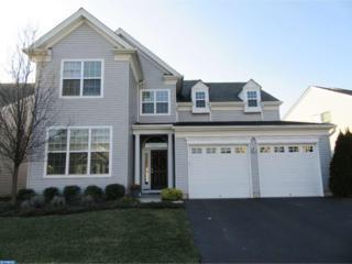 8 Einstein Way, Cranbury, NJ 08512 (MLS #6929414) :: The Dekanski Home Selling Team