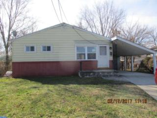 842 Woodlane Road, Mount Holly, NJ 08060 (MLS #6929696) :: The Dekanski Home Selling Team