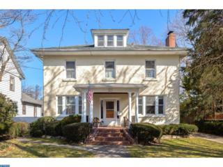 61 Linden Avenue, Haddonfield, NJ 08033 (MLS #6931459) :: The Dekanski Home Selling Team
