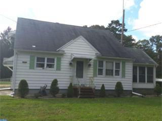 962 Tuckahoe Road, Buena Vista, NJ 08340 (MLS #6933412) :: The Dekanski Home Selling Team