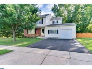 134 Honeysuckle Drive, Ewing, NJ 08638 (MLS #6934540) :: The Dekanski Home Selling Team