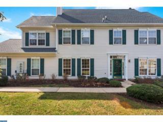 511 Pebble Creek Court, Pennington, NJ 08534 (MLS #6935825) :: The Dekanski Home Selling Team