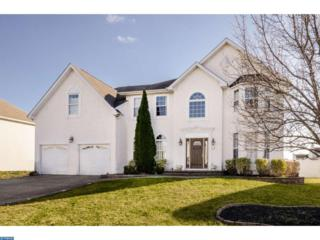 1314 Bavarian Way, Monroe Twp, NJ 08094 (MLS #6938403) :: The Dekanski Home Selling Team