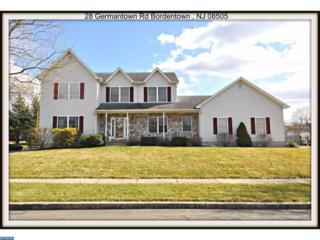 28 Germantown Road, Bordentown, NJ 08505 (MLS #6938733) :: The Dekanski Home Selling Team