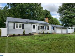 2215 Old York Road, MANSFIELD TWP, NJ 08505 (MLS #6939384) :: The Dekanski Home Selling Team