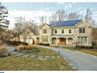 271 Edgerstoune Road, Princeton, NJ 08540 (MLS #6939393) :: The Dekanski Home Selling Team