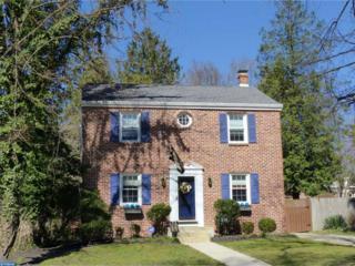 219 Linden Street, Moorestown, NJ 08057 (MLS #6941342) :: The Dekanski Home Selling Team