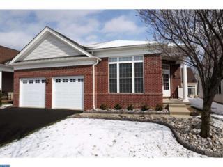 90 Einstein Way, Cranbury, NJ 08512 (MLS #6943813) :: The Dekanski Home Selling Team