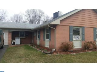 126 Millbrook Drive, Willingboro, NJ 08046 (MLS #6945765) :: The Dekanski Home Selling Team