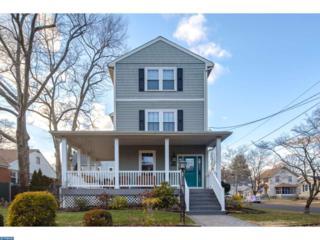 609 Oneida Avenue, Haddon Township, NJ 08108 (MLS #6946670) :: The Dekanski Home Selling Team