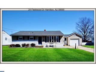 24 Fleetwood Drive, Hamilton, NJ 08690 (MLS #6948935) :: The Dekanski Home Selling Team