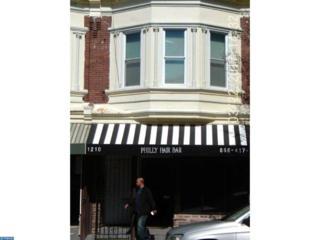 1210 Haddon Avenue, Camden, NJ 08103 (MLS #6949609) :: The Dekanski Home Selling Team