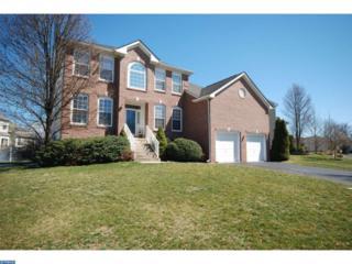 8 Berkley Place, East Windsor, NJ 08520 (MLS #6949872) :: The Dekanski Home Selling Team