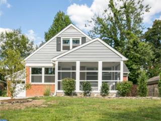 1185 Lakeshore Drive, Haddon Township, NJ 08108 (MLS #6953699) :: The Dekanski Home Selling Team