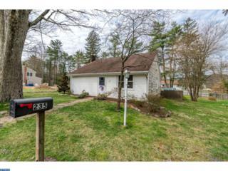 235 Pine Boulevard, Orwigsburg, PA 17961 (#6963830) :: Ramus Realty Group