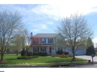 46 Amberfield Road, Robbinsville, NJ 08691 (MLS #6968714) :: The Dekanski Home Selling Team