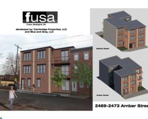 2469-73 Amber Street, Philadelphia, PA 19125 (#6990684) :: City Block Team