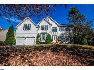 61 Broadacre Drive, Mount Laurel, NJ 08054 (MLS #6886139) :: The Dekanski Home Selling Team