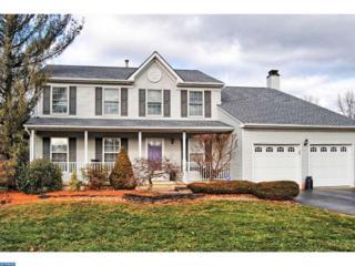 27 Hibiscus Lane, Robbinsville, NJ 08691 (MLS #6903548) :: The Dekanski Home Selling Team
