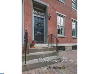 238 Mercer Street, Trenton, NJ 08611 (MLS #6916361) :: The Dekanski Home Selling Team