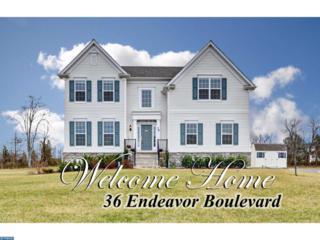 36 Endeavor Boulevard, EAST WINDSOR TWP, NJ 08520 (MLS #6917544) :: The Dekanski Home Selling Team
