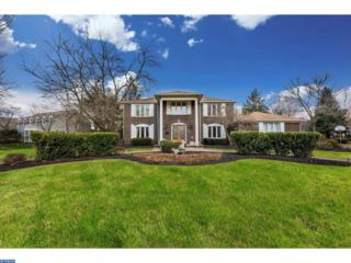520 Eaglebrook Drive, Moorestown, NJ 08057 (MLS #6929918) :: The Dekanski Home Selling Team