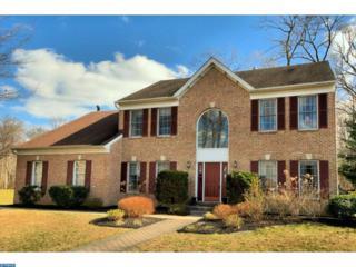 1 Pickering Drive, Robbinsville, NJ 08691 (MLS #6946573) :: The Dekanski Home Selling Team