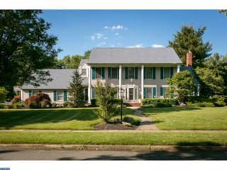 815 Fernwood Road, Moorestown, NJ 08057 (MLS #6772190) :: The Dekanski Home Selling Team