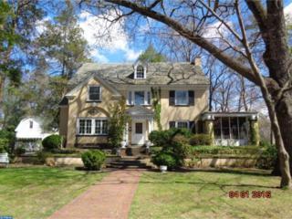 3 Oak Terrace, Merchantville, NJ 08109 (MLS #6803671) :: The Dekanski Home Selling Team