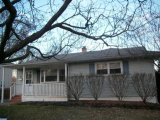 37 Sherbrooke Road, Ewing, NJ 08638 (MLS #6898577) :: The Dekanski Home Selling Team