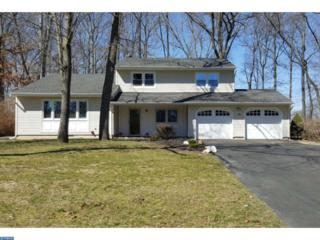 16 Woodland Drive, East Windsor, NJ 08520 (MLS #6948478) :: The Dekanski Home Selling Team
