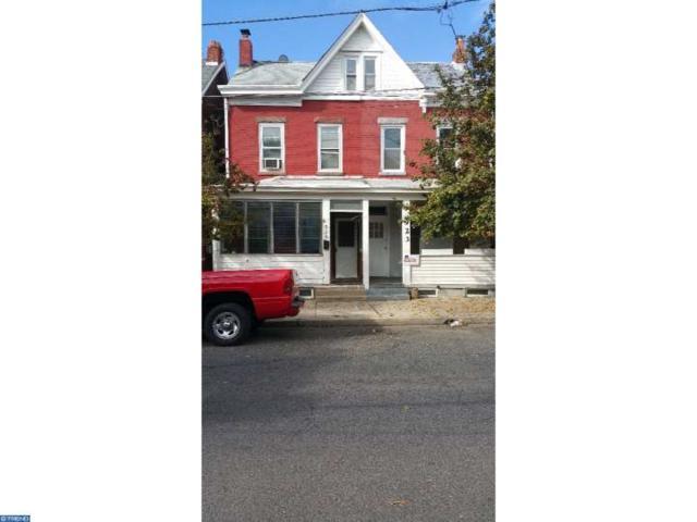 925 Beatty Street, Trenton, NJ 08611 (MLS #6658993) :: The Dekanski Home Selling Team