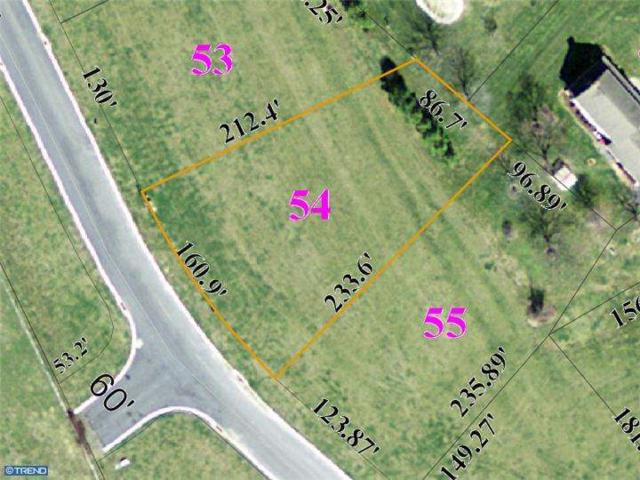 Lot #54 Spyglass Drive, Camden Wyoming, DE 19934 (#6664249) :: McKee Kubasko Group