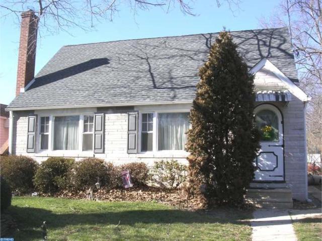 1909 W High Street, Haddon Heights, NJ 08035 (MLS #6741877) :: The Dekanski Home Selling Team