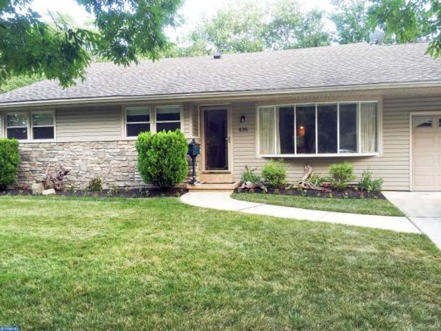 416 Bradford Road, Cherry Hill, NJ 08034 (MLS #6844919) :: The Dekanski Home Selling Team